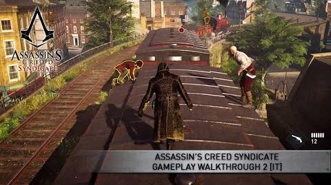 Assassin's Creed Syndicate Gameplay Walkthrough 2 IT