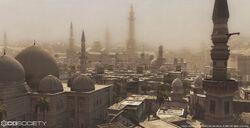 Damascus-depth