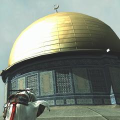 著名的清真寺圆顶