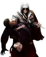 Ezio victime