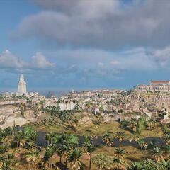 Overview of Alexandria
