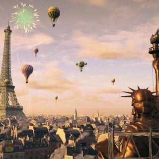 Le <b>Paris</b> de la <a href=