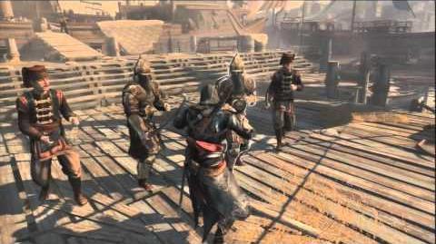 Assassin's Creed Revelations -- Single Player Walkthrough Trailer