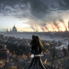 le Londres victorien