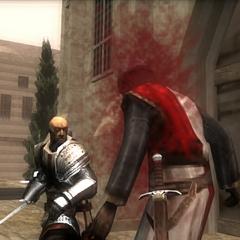 布沙尔杀死奥斯曼