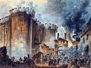 Tableau prise Bastille