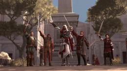 המתנקשים נלחמים בצ'זארה