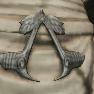 伊尔塔尼的徽章。