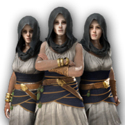 ACOD Followers of Ares (Female) Crew Theme