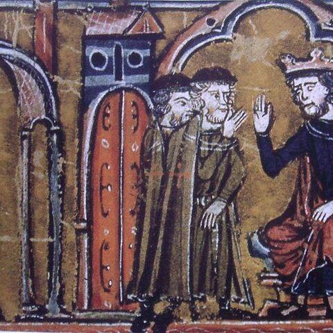 鲍德温二世将阿克萨清真寺转让给于格·德·帕扬和圣殿骑士们