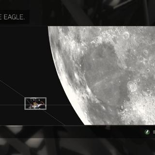 阿波罗11号接近月球
