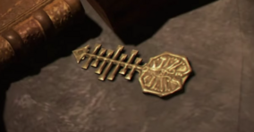 Saint-Denis Temple key