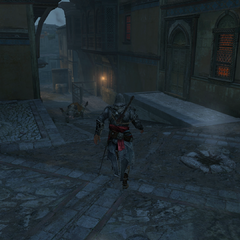 The Apprentice assassinating Vali