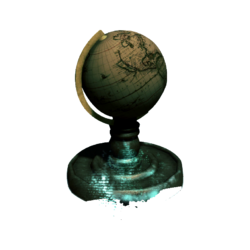 AC4DB - Scherer's 1700 Globe