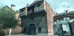 ACII Quartier général de Bartolomeo d'Alviano
