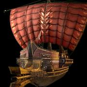 ACOD Lakonia Ship Design