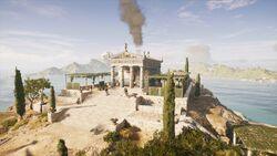 ACOD Temple of Aphrodite Kythera