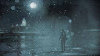 ACi Sola nel buio