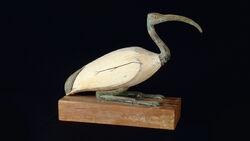 DTAE Ibis statuette