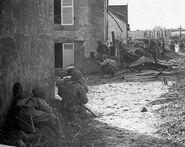 Infanterie Bataille de Brest