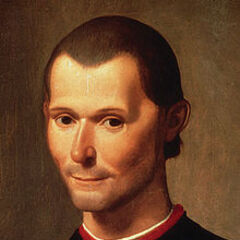Portrait de <b>Niccolò Machavelli</b>