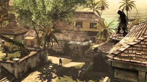 Schrei nach Freiheit DLC Launch Assassin's Creed 4 Black Flag DE