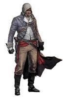Shay Assassin front