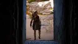 ACOD Memories Awoken - Kassandra Entering Vault