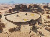 Camp of Qetesh & Resheph