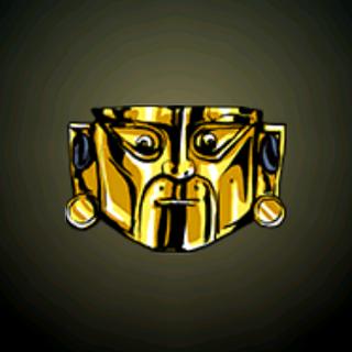 死亡面具 - 比印加帝国更早出现,这面具被设计来长存永远。