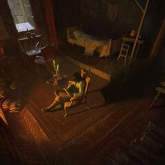 Chambre d'Arno