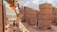 AC Origins Red Pyramid Temple