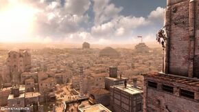 Climbing rome