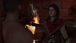 ACO Consulting a Ghost - Kassandra Seeking Access