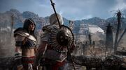 ACO HO Screenshot - Aya and Bayek