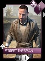 ACR Street Thespian