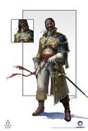 ACU Guillaume Beylier - Concept Art