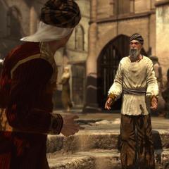 与供货商争吵的塔米尔
