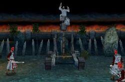 Altair fugge da Acri