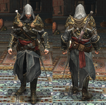 Master Assassin Armor Assassin S Creed Wiki Fandom