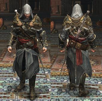 Master Assassin Armor Assassin S Creed Wiki Fandom