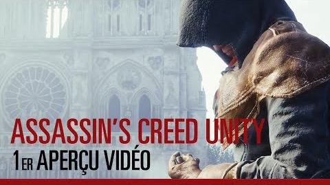 Assassin's Creed Unity - Premier extrait