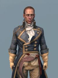 AC3 Marquis de Lafayette BDA