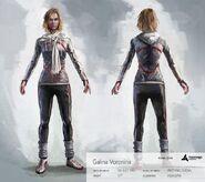ACI Galina Voronina concept hoodless