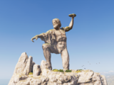 Zeus au foudre