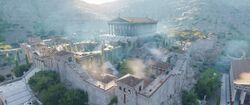 ACO Roman Akropolis