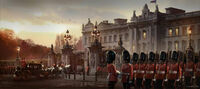 ACS Buckingham Palace - Concept Art