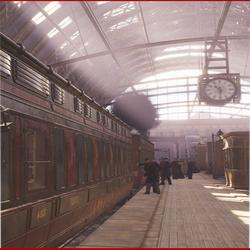 ACS St Pancras Station BDA