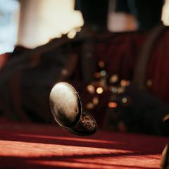 La montre d'Arno se brisant dans sa chute