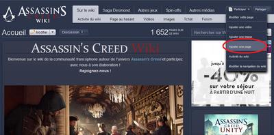 ACwiki créer nouvelle page